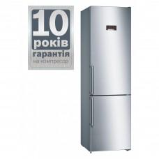 Холодильник с морозильной камерой Bosch KGN39XI38