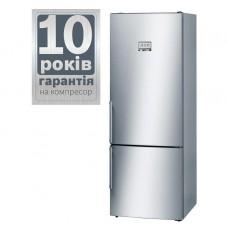 Холодильник с морозильной камерой Bosch KGN56PI30U