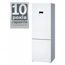 Холодильник с морозильной камерой Bosch KGN49XW30U