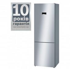 Холодильник с морозильной камерой Bosch KGN49XI30U