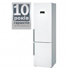 Холодильник с морозильной камерой Bosch KGN39XW37
