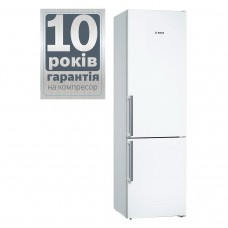 Холодильник с морозильной камерой Bosch KGN39VW35