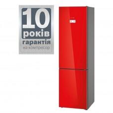 Холодильник с морозильной камерой Bosch KGN39LR35