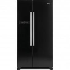 Холодильник с морозильной камерой Gorenje NRS9181BBK