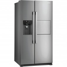 Холодильник с морозильной камерой Gorenje NRS9181CXB