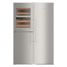 Холодильник с морозильной камерой Liebherr SBSes 8486