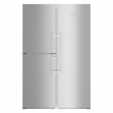 Холодильник с морозильной камерой Liebherr SBSes 8473