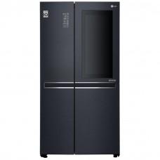 Холодильник с морозильной камерой LG GC-Q247CAMT