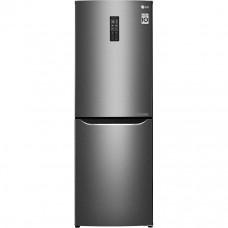 Холодильник с морозильной камерой LG GA-B379SLUL