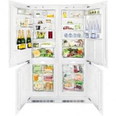 Холодильник с морозильной камерой Liebherr SBS 66I3