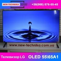 Телевизор LG OLED 65A13
