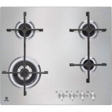 Варочная поверхность газовая Electrolux EGS6648NOX