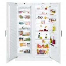Холодильник с морозильной камерой Liebherr SBS 70I2