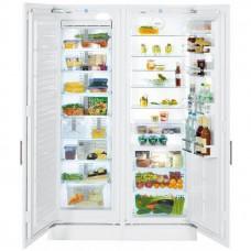 Холодильник с морозильной камерой Liebherr SBS 70I4